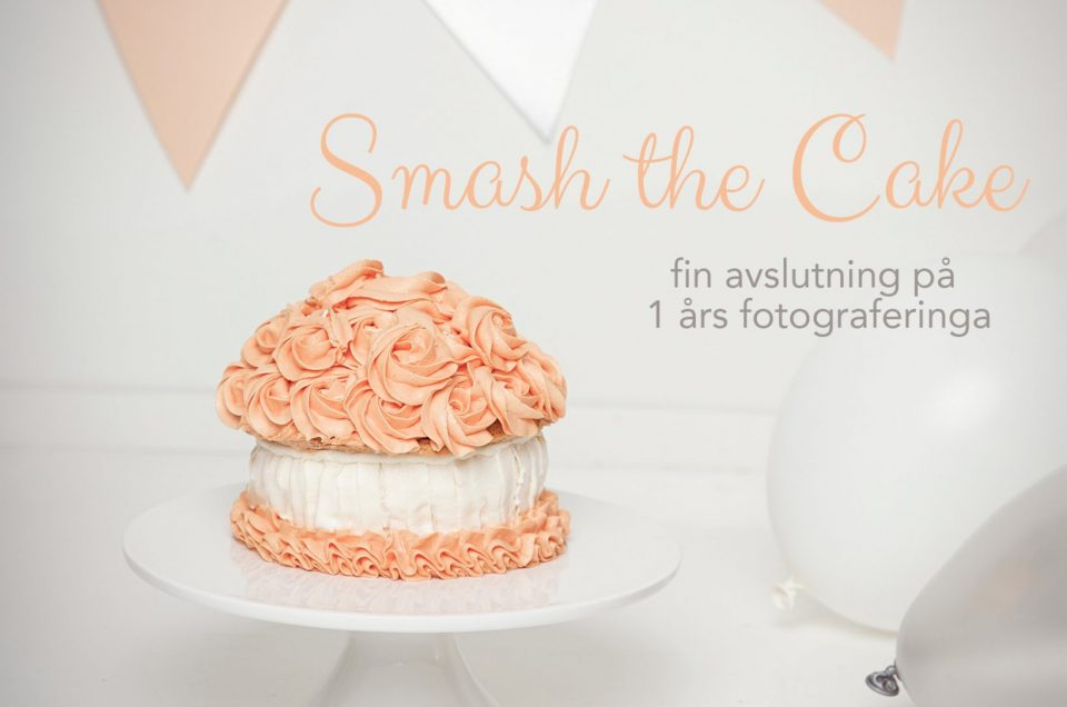 «SMASH THE CAKE»